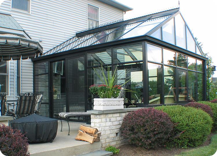 Aluminium Frame Glass House Aluminium Frame Glass House Suppliers