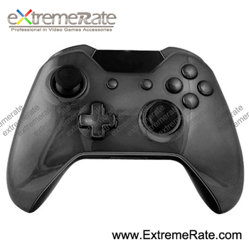 Replacement Customized Chrome Carbon Housing For Xbox One Controller Shell  Mod Kit And D Pad Thumbstick Abxy Guide Button - Buy Housing For Xbox One