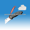 2014 Hot Sale utility folding knife with plastic handle