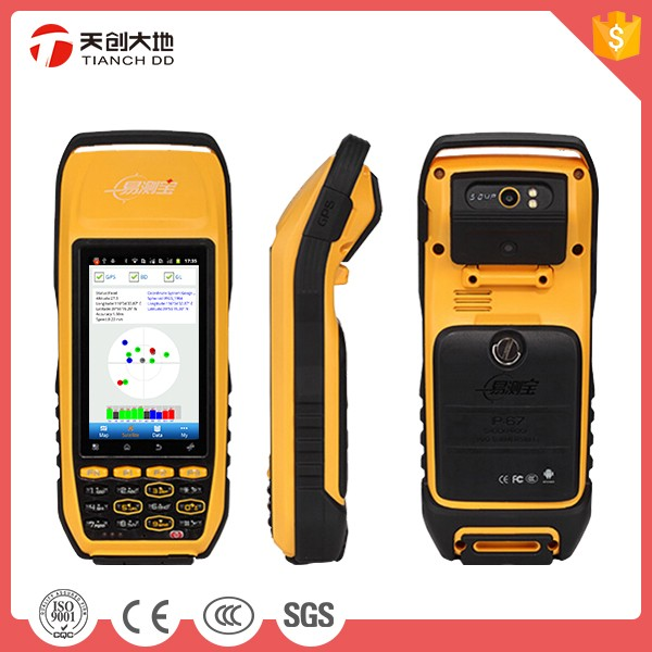 Professional Field Rugged Handheld Gps For Land Survey