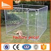 anping county 10x10x6 foot classic galvanized outdoor dog kennel factory direct wholesale