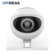 2017 net work vr mini camera support for video live connect with mobile&PC mini ip camera
