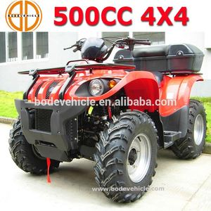 china new 500CC 4X4 atv four wheel motorcycle for sale price (MC-394)