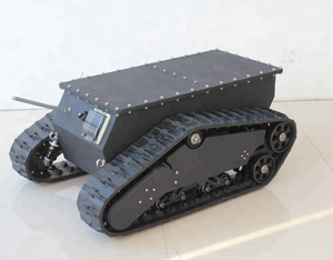Guoxing Intelligent   PLT-1000 tracked robot chassis