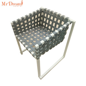 Mr dream outdoor furniture garden rope chair