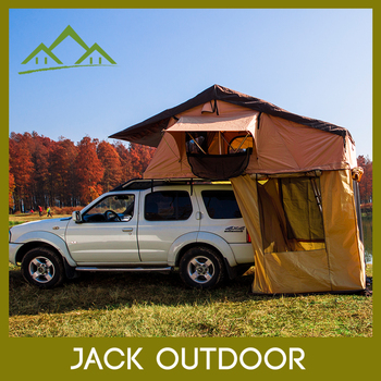 2017 JACK OUTDOOR 4wd Outdoor C&ing Foldable Car Roof Top Tent & 2017 Jack Outdoor 4wd Outdoor Camping Foldable Car Roof Top Tent ...