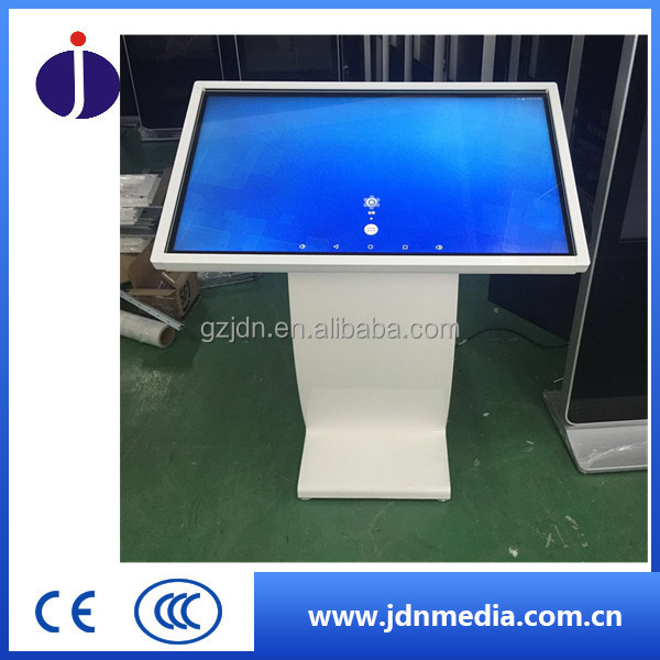 "China supplier 43"" 1080P touch screen all in one PC RAM 4GB hard disk 500G lcd advertising player"