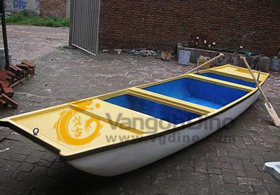 small fiberglass boat with cheap price