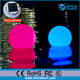 remote control rgb color changing outdoor solar decorative light swimming pool floating led solar globe