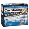 new car shampoo tablet