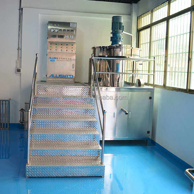 Makeup remover, moisturizer liquid making machine, cosmetics production equipment