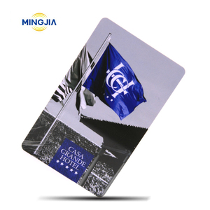 RFID Card 13.56mhz S50 Chip Ticket for Bus Train Access Control System
