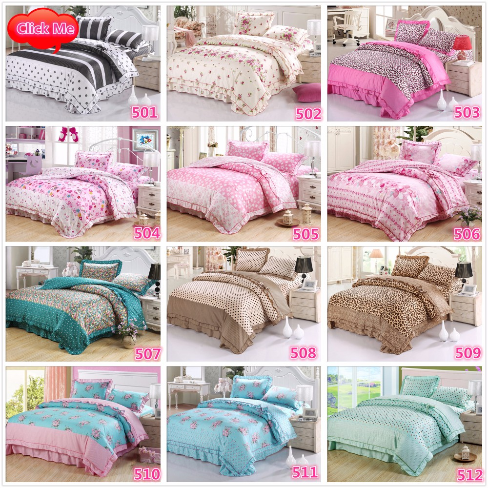 High thread count bed sheets - High Thread Count Cheap Bed Linen Hotel Standard Bedding Lastest Design 3d Food Printed