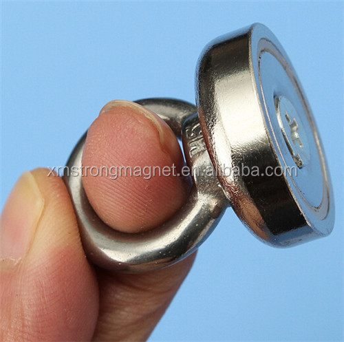 Neodymium Iron Boron Magnet With Circular Rings For Salvage Wholesale