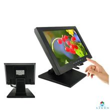 "12 15 17 inch led touchscreen monitor / pos 17"" touch screen panel"
