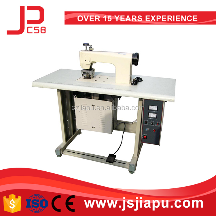 Hot selling Ultrasonic lace cutting machine with low price