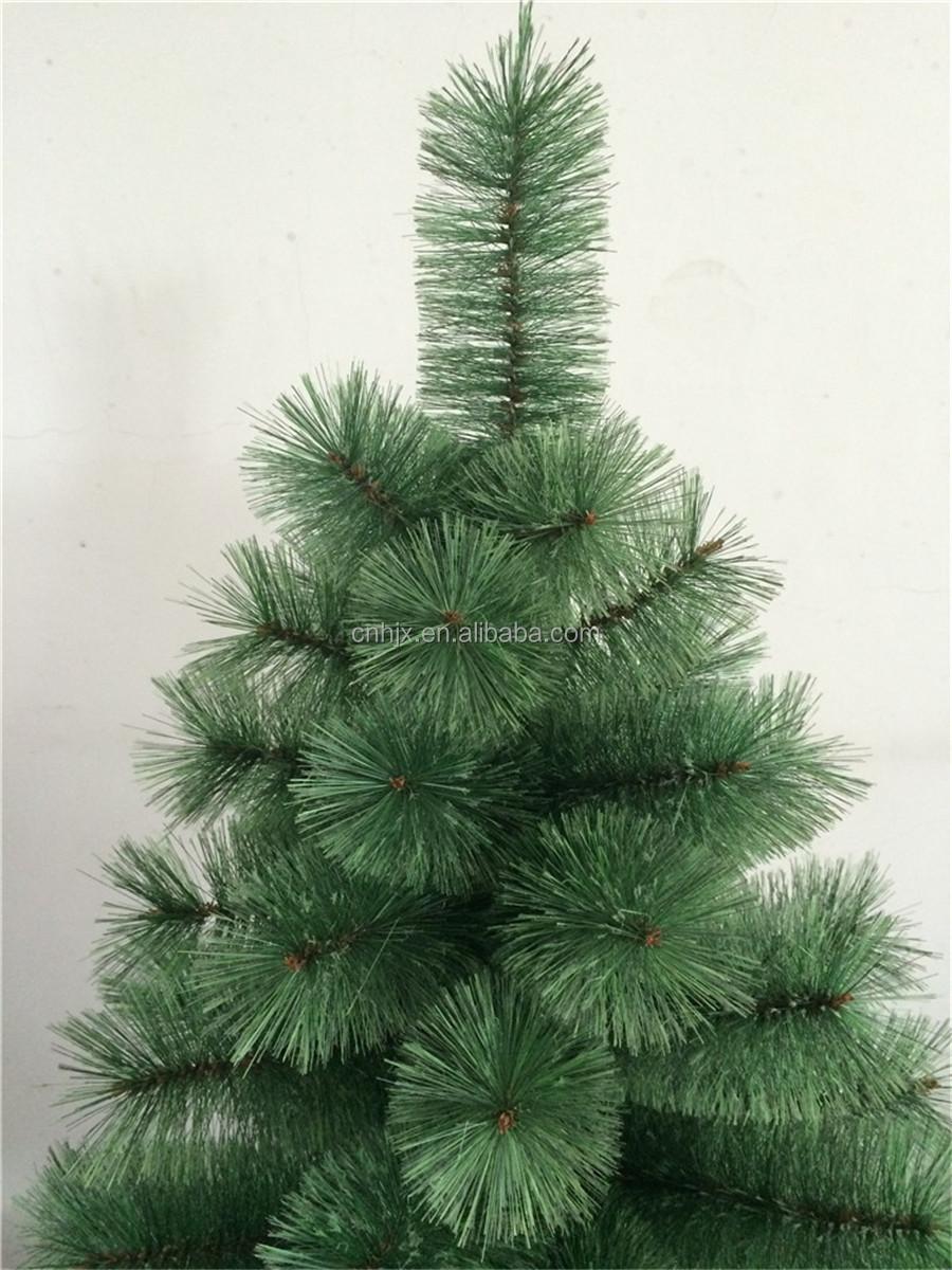 2015 nuevos productos especiales aguja del pino del rbol de navidad 6ft densa verde al - Arbol Navidad Artificial