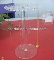 Hot Selling Clear Acrylic Bangles Display Holder 3 Tier Bracelet ...