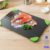 Aluminum Magic Thawing Tray Meat Defrosting Tray With Silicone Boarder