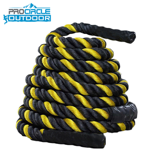 Popular Power Rope Exercise Gym Battle Rope Training
