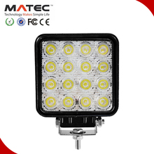 Hot sale high power 48w super bright led work light with cheap price for Heavy Duty,Industrial,Trucks ,Car etc.