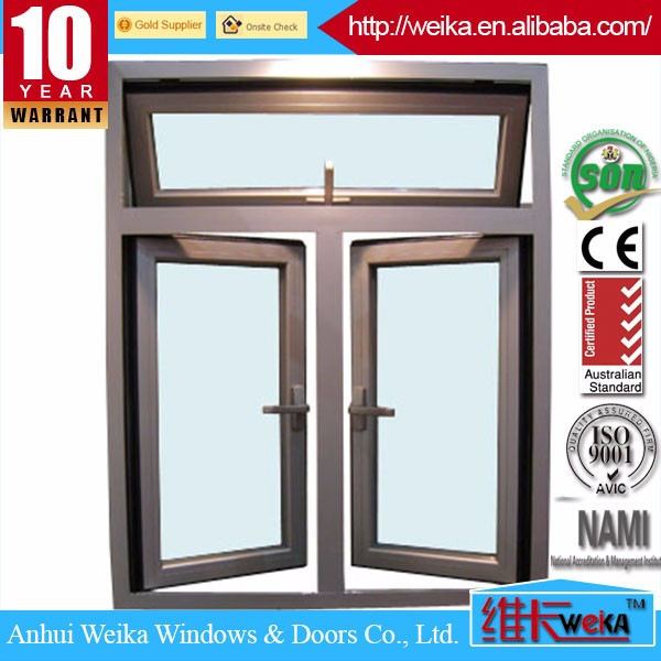 aluminum window for Chile market