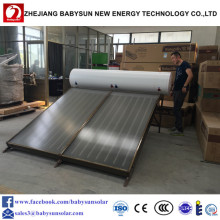 High Power Output Home Appliance Flat Plate Solar Collector, flat panel termas solar water heater