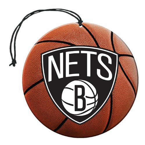 Brooklyn Nets 3 Pack Auto Air Fresheners Nu-Car Scent