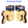 Augmented Reality 3D Toy Games Wood Bluetooth AR GUN for Adults and Kids