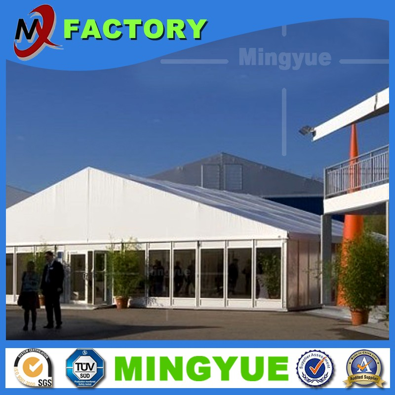 500 People High Quality Durable Large White Tent Party Tent 20x30M