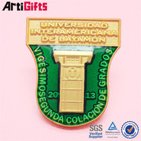 Promotional products enamel pin art