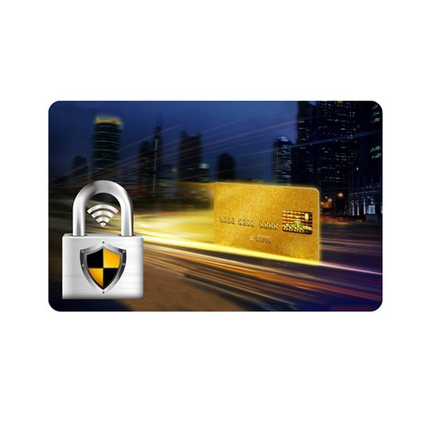 Scanner Guard Cards,Rfid Blocking Card Protect Your Credit Cards ...