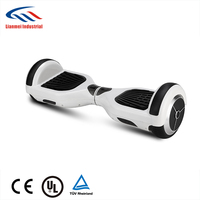 best selling 6.5 inch 2 wheel china with samsung battery hoverboard