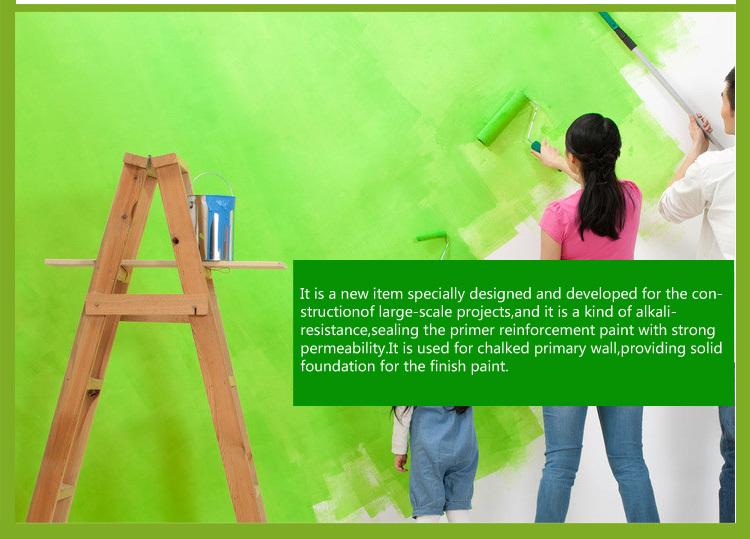 Hot Sale Water Based Exterior Primer Paint/exterior Paint Part 76