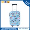 New Design Polyester Kids Trolley School Bag With Wheel