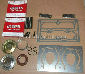 HOWO PART WD615 DOUBLE CYLINDER AIR COMPRESSOR REPAIR KIT VG1560130080 -XLB