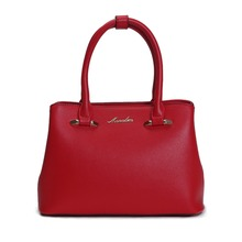 Korea Style Red Stylish Bueno New Model Purses Ladies Handbags