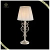 Classic home lighting cloth reading lighting fabric shade table light