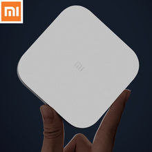 Asli Global Xiaomi Mi Android TV Box S <span class=keywords><strong>4</strong></span> K HDR TV 8.1 Ultra HD 2G 8G Wifi google Cast Netflix IPTV Set Top Box <span class=keywords><strong>4</strong></span> <span class=keywords><strong>Media</strong></span> <span class=keywords><strong>Player</strong></span>