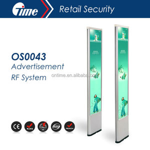ONTIME OS0043 Beautiful Advertisement RF retail security Anti Theft equipment Alarm EAS Antenna System