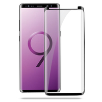 New 3D Curved Full Cover 9H High Clear Tempered Glass Screen Protector for Samsung Galaxy Note 9 Screen Guard