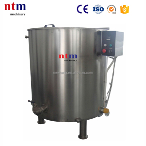 cocoa fat melting machine