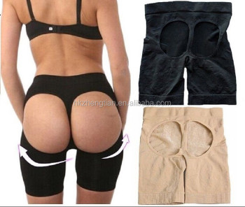 e50c604e977 instyles walson BOOTY LIFTER BUTT LIFT SHAPER BOY SHORT CONTROL PANTS BUM  BODY SHAPER S-