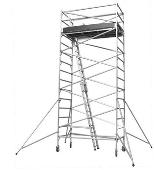 Aluminium Mobile Scaffold New Scaffolding Towers Buy