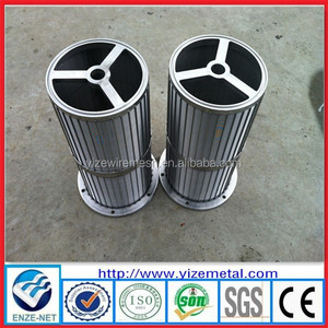 alibaba china supplier 316L Stainless steel Johnson strainer screen