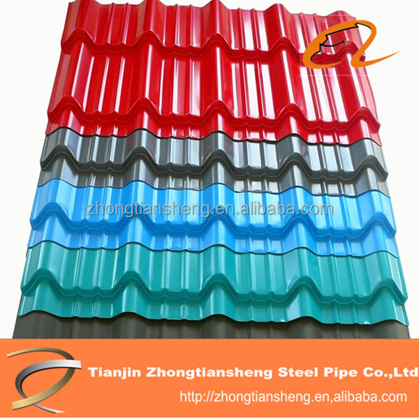 Zinc Aluminium Coated Steel Roofing Sheet Zinc Aluminium Roofing ...