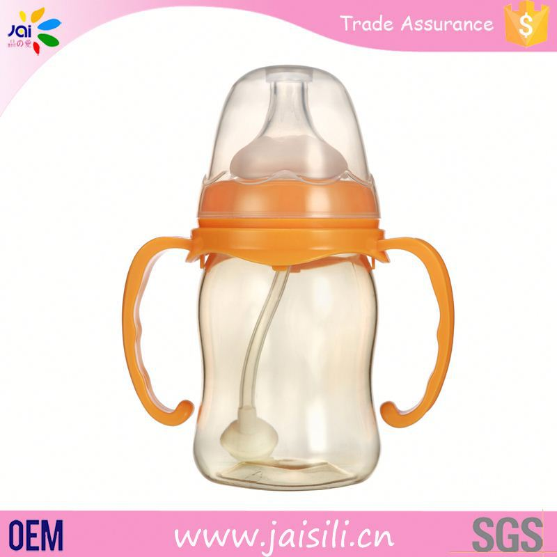 high quality food grade OEM packing feeding bottle disposable