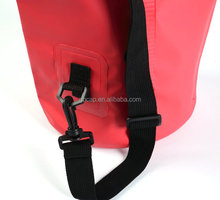 Promotional Outdoor Drifting Swimming Camping Hiking Waterproof Dry Bag for Sports