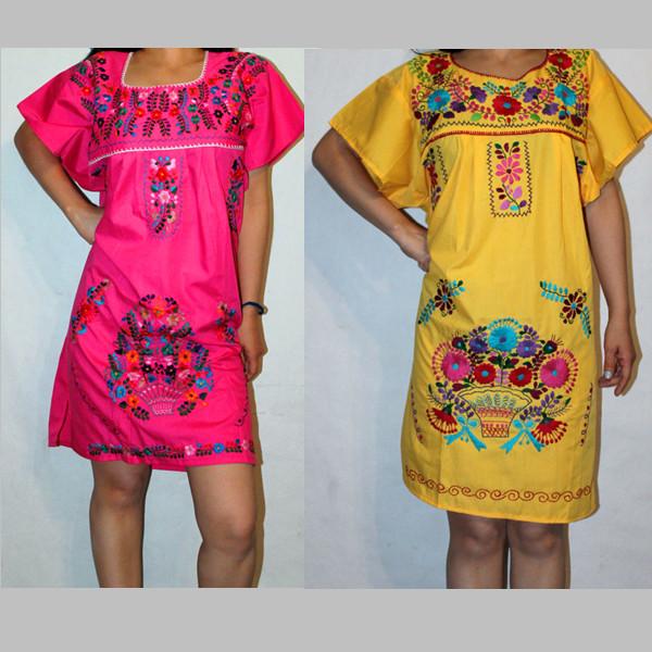 baf7ab12da vestidos mexicanos venta