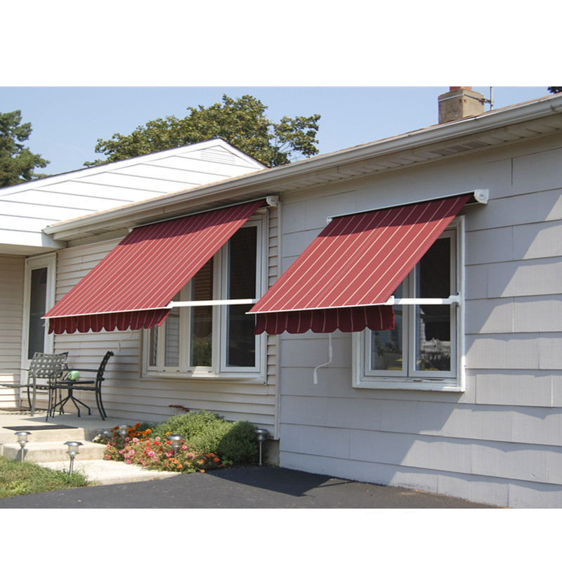 modern house awnings